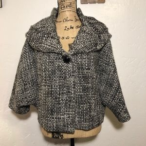 Focus 2000 Vintage cropped jacket, size 12